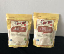Bobs Red Mill Super Fine Almond Flour 16 oz Lot Of Two Bags