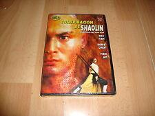 KUNG-FU CONSPIRACION DE SHAOLIN EN DVD DEL DIRECTOR CHU HAN KUM NUEVA PRECINTADA