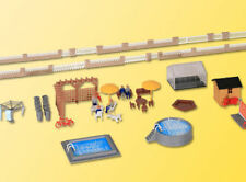 Kibri Plastic HO Gauge Model Railway Houses