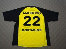 BVB Borussia Dortmund Trikot Gr. L  #22 Amoroso
