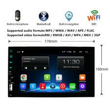 7'' Touchable Screen Bluetooth USB Radio Stereo Car MP5 Player for iOS/Android