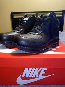 Nike Air Max Goadome ACG Boots Black Size 12