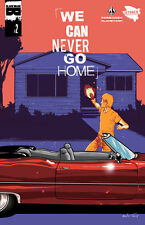 We Can Never Go Home #2 (JetPack / ForbiddenPlanet.com Variant)