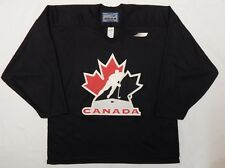 BAUER Authentic Team Canada National Olympic HOCKEY JERSEY ADULT SZ LARGE Unworn