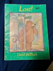 Lost by David McPhail