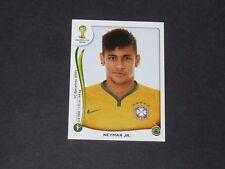 48 NEYMAR PSG PARIS BRESIL PANINI FOOTBALL FIFA WORLD CUP 2014 BRASIL