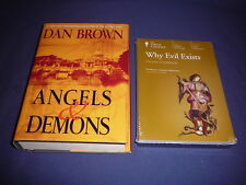 Teaching Co Great Courses  DVDs              WHY  EVIL  EXISTS      new + BONUS