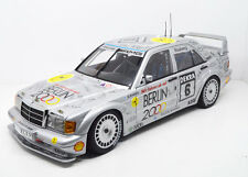 1/10 1992 DTM Mercedes Benz 190E 2.5-16 Evo 2 RC Car body berlin 2000 for TT01