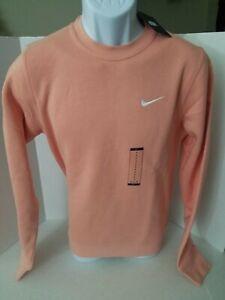 Nike Club Crew Sweatshirt. New. Mens Sizes: S and M.