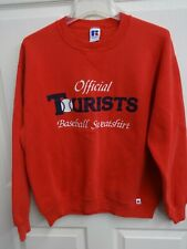 1980's Russell Athletic MiLB Asheville Tourists Pullover 50/50 Sweatshirt Men L