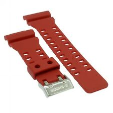 Genuine Watch Strap Casio G Shock GA-100 GA-110 GA-120 GA-100B-4A GA-110FC-1A