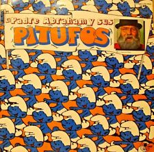 "The father abraham and the smurfs-lp 12"" promo spain 1979 Excellent Condition"