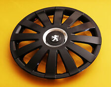 "PEUGEOT 206,306,605 ,Partner...  15"" WHEEL TRIMS,COVERS,HUB CAPS,Quantity 4"