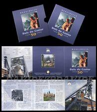 BELGIO 2006 - 10 EURO - 50 ° ANN. DEL DISASTRO MINERARIO A MARCINELLE - COLORATO