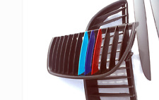 M SPORT 3 COLOUR COVER STRIP for GRILL SPORTS fit BMW 3 SERIES -E90 M5 2003-2008