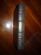 My Word Is My Bond Roger Moore Easton Press Signed