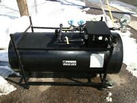 FLAGRO F1000 LP Propane/Natural Construction Jobsite Space Heater 1,000,000 BTU