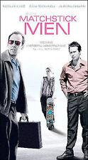 Matchstick Men (Vhs, 2004)