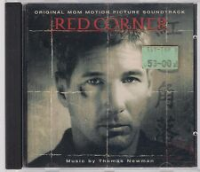 RED CORNER - THOMAS NEWMAN 1997 CD TOP RARE OOP HARD TO FIND