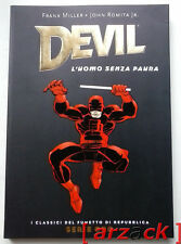 CLASSICI REPUBBLICA Serie Oro 61 DEVIL - Frank Miller John Romita Jr.