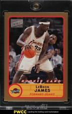 2003 Bazooka Gold LeBron James ROOKIE RC #223