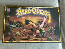 Heroquest Empty Box and inner plastic Only