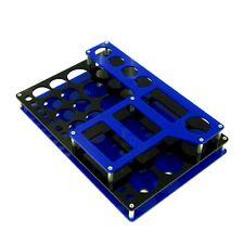 Black/Blue VAPE STAND Atty Rda Rba Mod Clone Holder Mechanical Station Box X111