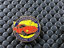 PINS PIN BADGE CAR  GARAGE FERRARI PORSCHE