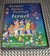 Karmiel Dance Festival Israel Israeli Folk Dance DVD