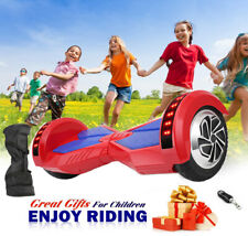 """8"""" Bluetooth Self Balancing Scooter Hover Electric Balance Board Remote Bag"""
