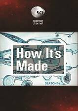 How Its Made: Season 14 (DVD, 2016, 2-Disc Set)