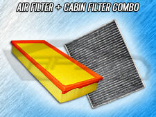 AIR FILTER CABIN FILTER COMBO FOR 2009 -2017 PORSCHE CAYENNE