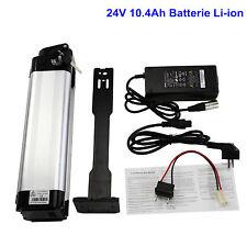 E-Bike Batterie Vélo Electrique Li ion 24V10.4Ah+Chargeur Samsung Cell Prophete