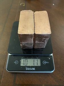 Copper Bars 10+ Pounds Hand Poured Stackable .999 Copper Bar 015 Anarchy Bullion
