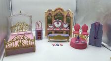 Barbie In The 12 Dancing Princesses Lot Furniture & Accessories