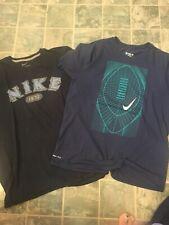 2 Nike Shirts Size Large Guc