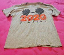 Kids Disney Land Florida 2020 Short Sleeve T Shirt Size Large 10/12