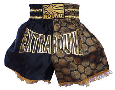 Boxing Shorts Thai Muay Thai Kickboxing K1 Polyester Extra Round