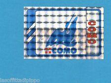 PANINI CALCIATORI 1985/86 -FIGURINA n.57- SCUDETTO - COMO -Rec