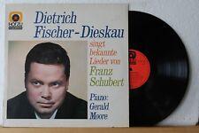 DIETRICH FISCHER-DIESKAU singt Lieder von Franz Schubert - Piano: Gerald Moore