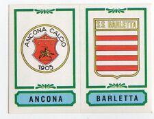 figurina CALCIATORI PANINI 1982/83 NEW numero 474 ANCONA BARLETTA