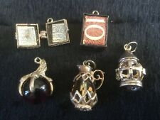 Silver charm lot varied subjects choice from drop down menu                S1201