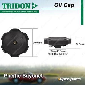 Tridon Oil Cap for Hyundai Accent Coupe Elantra Excel Grandeur S Santa Fe Sonata