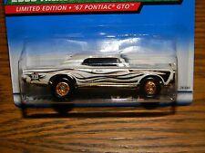 RARE VARIATION- '67 PONTIAC GTO-2000- #10/12-TREASURE HUNT-T~HOT WHEELS~VHTF