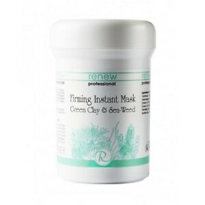 Renew Green Clay & Sea-Weed Firming Mask 250 ml + samples