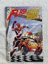 Flash / Speed Buggy Special #1 (July 2018, DC) VF 8.0