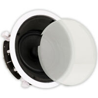 """Theater Solutions TS65A In Ceiling 6.5"""" Angled Speaker Home Theater Surround"""