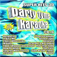Various Artists - Party Tyme Karaoke: Super Hits, Vol. 30 [New CD]