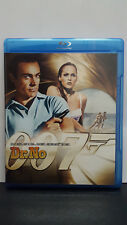 ** 007 - Dr. No (Blu-ray) - Sean Connery - Free Shipping!