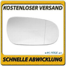 spiegelglas für HONDA ACCORD VII 1998-2003 rechts asphärisch beifahrerseite